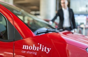 Mobility Carsharing Schweiz: Mobility franchit la barre des 120'000 clients
