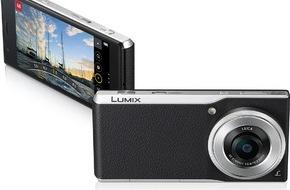 Panasonic Deutschland: LUMIX Smart Camera: Das perfekte Familienmitglied / Miteinander kommunizieren und perfekte Fotos schießen - die LUMIX Smart Cam CM1 macht's möglich