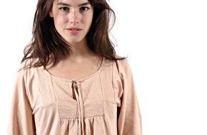 Helvetas: Fair und schön: Eliane Ceschi startet mit organic cotton Linie bei Helvetas (BILD/ANHANG)
