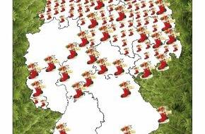 Deutsche Wildtier Stiftung: Freie Fahrt für Weihnachtsmänner nur mit Rentieren! / Deutsche Wildtier Stiftung: Geschenkelieferung per Rothirsch wäre bundesweit unmöglich