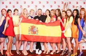 ProSieben Television GmbH: Wetten, dass das riesig wird: Superstar Sean Paul heizt beim #GNTMFinale im Coliseo Balear ein