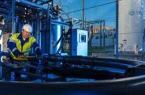 RWE Deutschland AG: Bilder der RWE Deutschland zeigen Entwicklungen der Energiewende