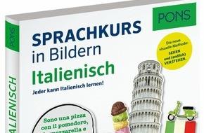 PONS GmbH: PONS Sprachkurs in Bildern: Bilder im Kopf