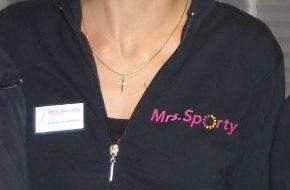 Mrs.Sporty GmbH: Katharina Steffens in Wuppertal mit erfolgreichster Neueröffnung eines Mrs. Sporty Sportclubs in Deutschland