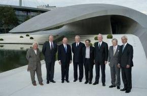 Autostadt GmbH: Eröffnung des Porsche Pavillons in der Autostadt in Wolfsburg