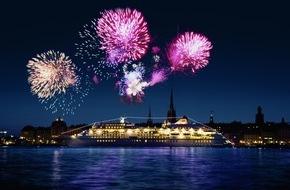 Hapag-Lloyd Kreuzfahrten GmbH: Ball über der Elbe - Die EUROPA feiert Geburtstag