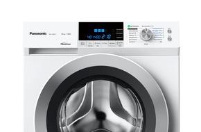 Panasonic Deutschland: Für jeden Bedarf die perfekte Waschmaschine von Panasonic