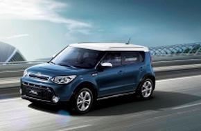 """KIA Motors Deutschland GmbH: Kultauto als Sondermodell: Kia Soul """"Dream-Team Edition""""*"""