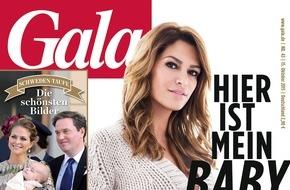 Gruner+Jahr, Gala: Exklusiv in GALA: Sabia Boulahrouz präsentiert ihren Babybauch
