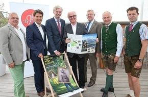 Oberösterreich Tourismus: Oberösterreichs Natur im Fokus des Tourismusmarketing
