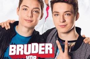 Constantin Film: DieLochis auf der großen Kinoleinwand: BRUDER VOR LUDER / Ab 24. Dezember 2015 im Kino