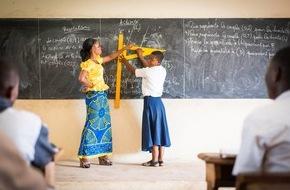 Jacobs Foundation: Ohne Bildung keine Nachhaltigkeit - 50 Mio. Schweizer Franken für Bildungsprogramm in Westafrika