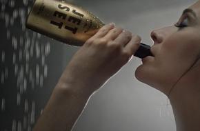 vsms Verband Schweizer Markt- und Sozialforschung: Le premier gel douche à boire (IMAGE)