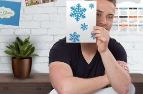 Onlineprinters GmbH: Neue Drucksachen zu Weihnachten und für 2015 bei diedruckerei.de / Werbemittel wie Klappkarten, Briefpapiere und Kalender selbst gestalten