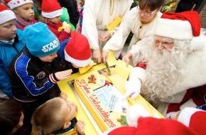 """Deutsche Post DHL: """"Plätzchen backen fast so wichtig wie Playstation"""" / Forsa-Umfrage: Worauf Kinder sich zu Weihnachten freuen"""