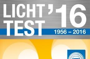 Skoda Auto Deutschland GmbH: SKODA ist Partner des Licht-Test '16