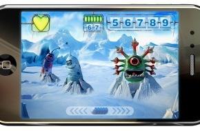 """nothing gmbh: """"Whack-A-Groox"""" von nothing: Spiele-Entwicklung für das iPhone, Made in Switzerland"""