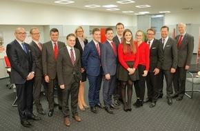Santander Consumer Bank AG: Nachwuchsprojekt: Santander Auszubildende leiten Filiale