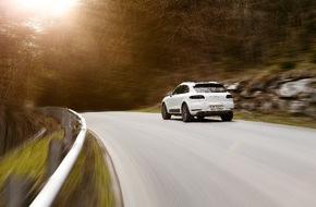 Porsche Schweiz AG: Porsche Svizzera: consegne aumentate del 29 percento rispetto all'anno precedente / La Macan contribuisce in modo determinante alla crescita di Porsche