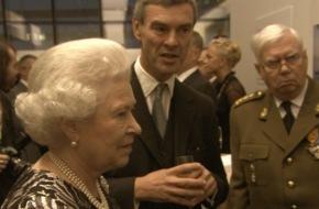 """ZDFneo: """"Queen's Day"""" in ZDFneo: Königliches Programm anlässlich des Deutschlandbesuchs von Queen Elizabeth II."""