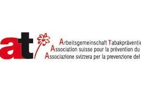 Arbeitsgemeinschaft Tabakprävention Schweiz: Schwarzhandel mit Zigaretten frühzeitig verhindern