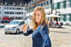 Mobility Carsharing Schweiz: Mobility lance «Catch a Car» à Bâle