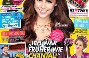 """Bauer Media Group, BRAVO: Sängerin Jasmine Thompson exklusiv in Bravo: """"Bibi ist ein so tolles Mädchen!"""""""