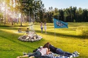 """LIDL: Mach den Grillplatz wieder zum Lieblingsplatz / Öde war gestern. Mit der Aktion """"Lidl Lieblingsplätze"""" hilft Lidl ab dem 2. März 2015 dabei, Deutschlands Grillplätze wieder auf Vordermann zu bringen"""