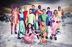 Tourismusbüro Kühtai: The Jump - Channel 4 Wintersportwettbewerb erstmals live in Kühtai