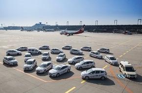 """Ford-Werke GmbH: Elektromobilitäts-Modellprojekt """"colognE-mobil"""" auf der Hannover Messe 2015 (FOTO)"""