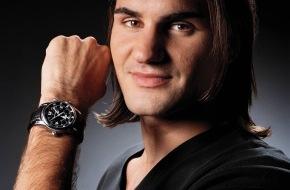 Maurice Lacroix S.A.: Roger Federer neuer Botschafter von Maurice Lacroix