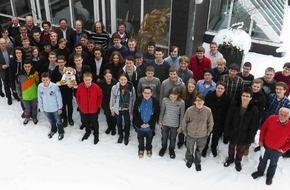 Bildung & Begabung gemeinnützige GmbH: Deutschlands Mathe-Meister: 15 Schüler siegen beim Bundeswettbewerb Mathematik