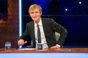 """SWR - Südwestrundfunk: Die """"Pierre M. Krause Show - SWR3 Latenight"""" Comedian Bastian Bielendorfer zu Gast bei Pierre M. Krause, am 8. März, 23:30 Uhr, SWR Fernsehen"""
