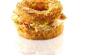 Migros-Genossenschafts-Bund: Le Loop - die neue Sandwich-Innovation der Migros-Gastronomie