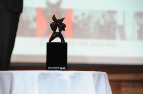Award Corporate Communications: Preisverleihung des zehnten nationalen Branchenpreises Award-CC: Projekte 2014 bis zum 22. Juli einreichen
