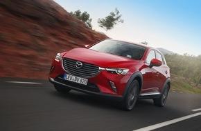 Mazda: Mazda steigert Absatz und Umsatz