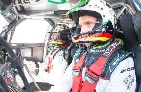 """Skoda Auto Deutschland GmbH: 50. """"Ypres Rally"""": SKODA Fahrer freuen sich auf das Jubiläum in Belgien"""