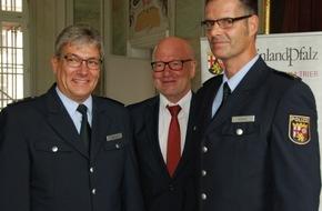 Polizeipräsidium Trier: POL-PPTR: Polizeiinspektion Trier unter neuer Leitung