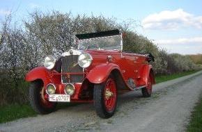 Skoda Auto Deutschland GmbH: SKODA präsentiert automobile Geschichte bei den ,Schloss Bensberg Classics'