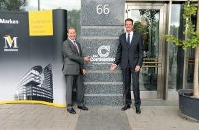 Continentale Krankenversicherung a.G.: Continentale stärkt Standort Mannheim: Zusätzliches Kundendienst-Centrum eröffnet