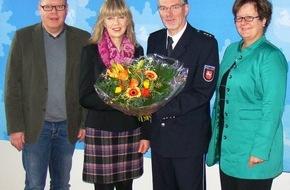 Polizeiinspektion Northeim/Osterode: POL-NOM: Polizeidirektor Rusteberg dankt Bankangestellter für vereitelten Enkeltrick