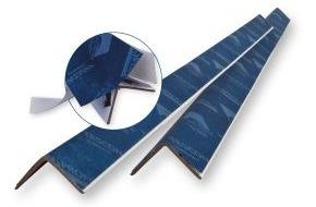 MOLL bauökologische Produkte GmbH: Neue Detaillösung für die Dachsanierung von außen: Montagewinkelleiste erleichtert luftdichte Verklebung am Sparren