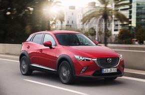 Mazda: Neuzulassungen im Juni: Mazda setzt sich an die Spitze der japanischen Importeure