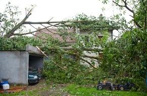 ERGO Versicherungsgruppe AG: Erste Stürme im neuen Jahr: Tipps rund um die Versicherungen