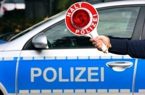 Polizeipressestelle Rhein-Erft-Kreis: POL-REK: Berauscht und ohne Fahrerlaubnis unterwegs - Bedburg