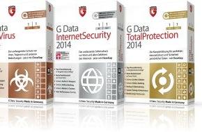 G Data Software AG: CeBIT Premiere: G Data Security-Generation 2014 schützt mit neuer Antiviren-Technologie / Aktiver Hybridschutz schließt Lücken und macht Surfen, Online-Banking und Online-Shopping sicher