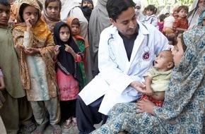 Johanniter Unfall Hilfe e.V.: Fünf Jahre nach der Flutkatastrophe ist Pakistan erneut von Überschwemmungen bedroht / Johanniter vor Ort bereiten Hilfsmaßnahmen vor