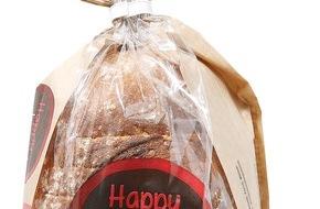 """Migros-Genossenschafts-Bund: Migros: """"Happy bread"""", le premier pain frais, sans conservateurs, qui se garde longtemps"""