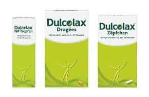 Boehringer Ingelheim Pharma GmbH & Co. KG: Neu ab 01. Februar 2015 / Dulcolax® Dragées auf Kassenrezept - zur dauerhaften Therapie von Verstopfung