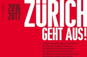 ZÜRICH GEHT AUS!: Top 185: Die besten Zürcher Restaurants (FOTO)